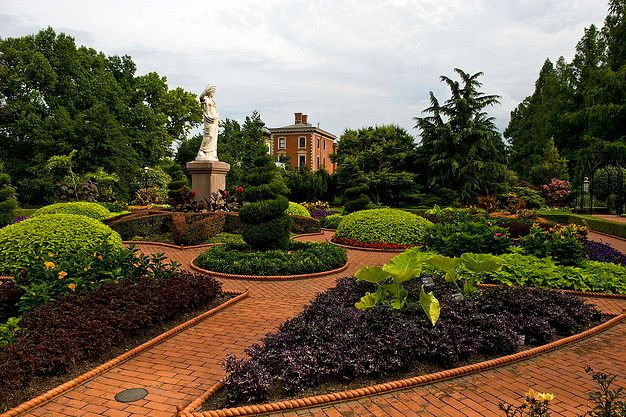 St Louis: Missouri Botanical Garden