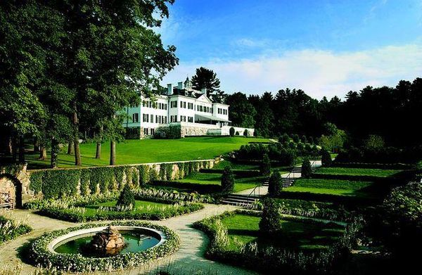 Lenox: The Mount, Edith Wharton's Home & Garden
