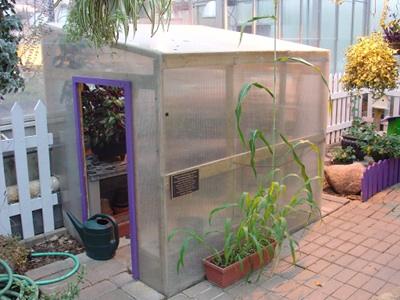 Harry's Herbology Garden