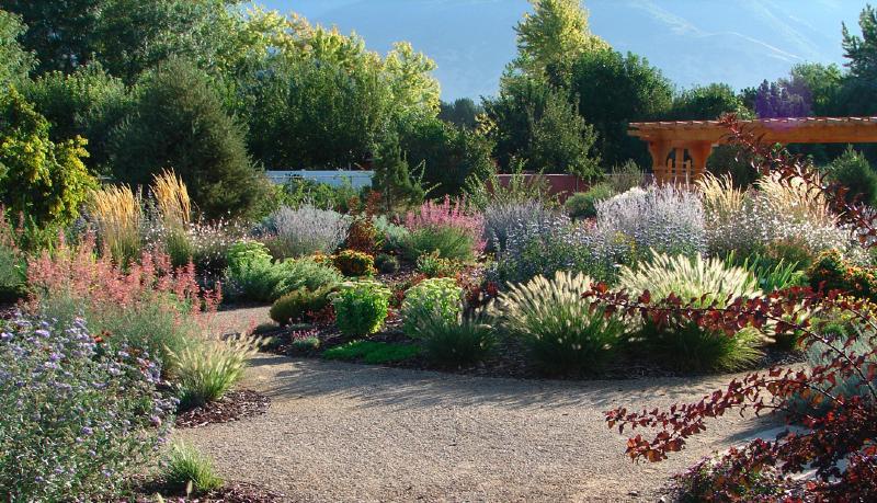 Utah State_Teaching Garden
